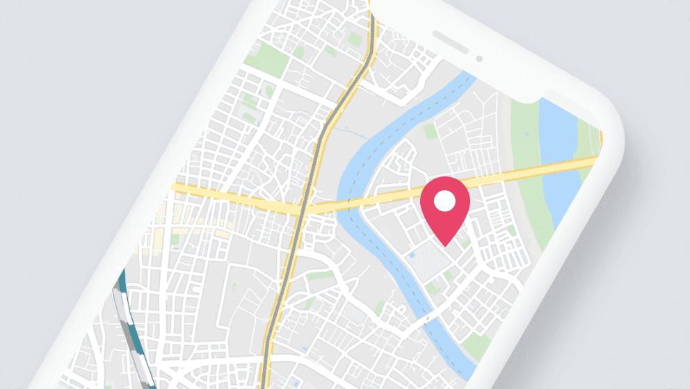地図アプリへのお店の一括登録で集客力アップ!