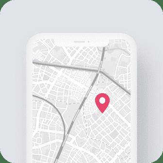 いろんな地図アプリであなたのお店が出てくるようになるのでお客様にお店を見つけてもらいやすくなり集客力があがるようになります。