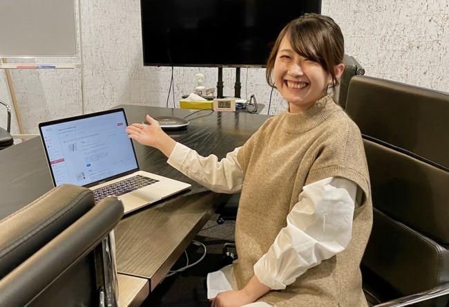 レジーナクリニック マーケティング部 鈴木優希さんによるコメント