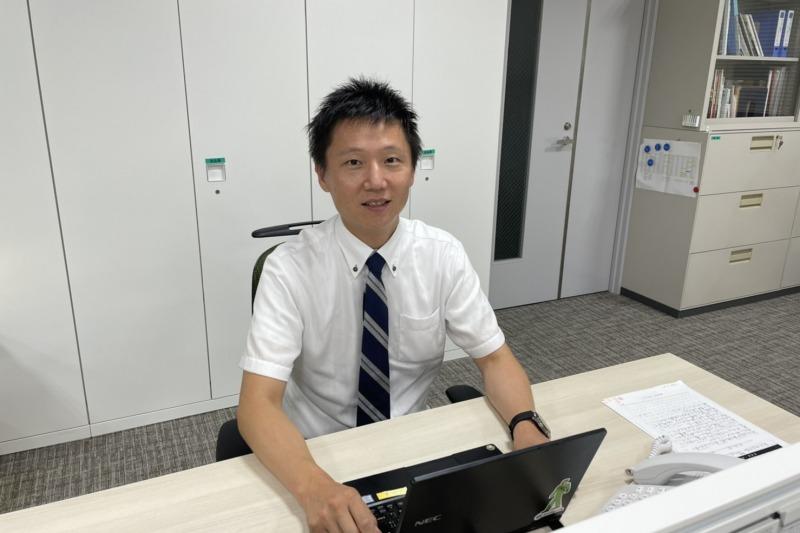 株式会社ワイドレジャー 営業本部 サブブロック長 鶴本裕也さん