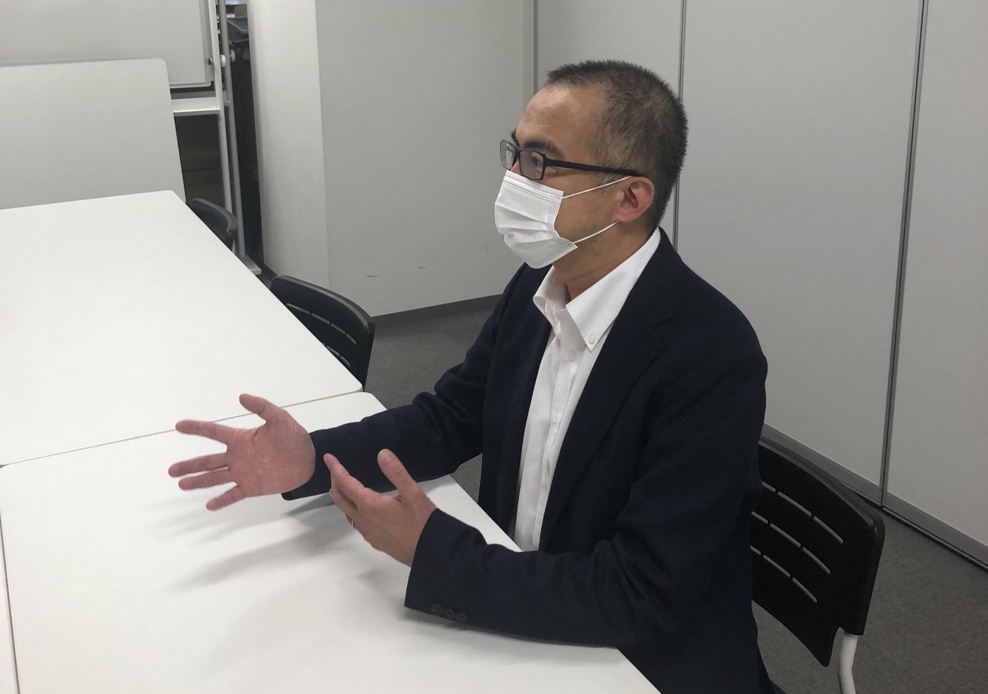 株式会社 ホテル京阪 セールス&マーケティング統括部 マーケティング担当 中村延史さん